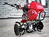 家庭菜園やプロ農家の野菜栽培に必要な各種管理作業が行え、手軽さと扱い易さで好評を得ている小型耕うん機です。 低重心に配置した軽量・コンパクトな4ストロークOHVエンジンとあいまって、取り回し易く、安定した作業性能を実現しています。