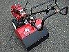 プロ農家も納得!低重心で扱いやすい、安定性のあるリアロータリー式耕うん機です。 耐久性と厳しい排ガス基準をクリアしたOHV4ストローク汎用エンジンHonda GXを搭載し、ひと目で残量を確認できる燃料計や、エンジンを低重心に配置して車体バランスの良い直進安定性を実現しました。